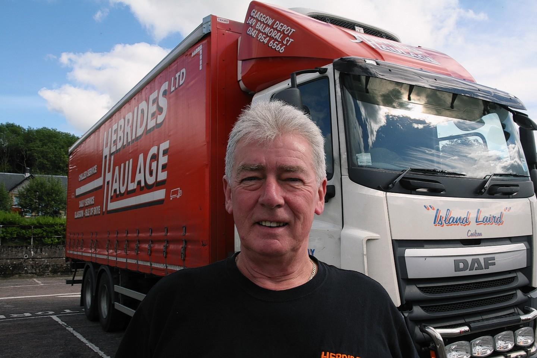 A82 crash hero Dougie Mackinnon