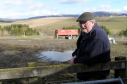 Dozens of Alastair Nairn's lambs fell victim to ravens on his Glenlivet farm this year.