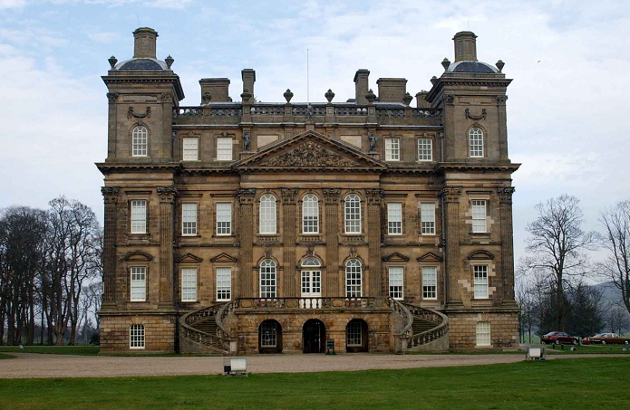 Henrietta Tayler often visited Duff House in Banff.