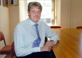 Adam Coldwells, Chief Officer of Aberdeenshire Health and Social Care Partnership