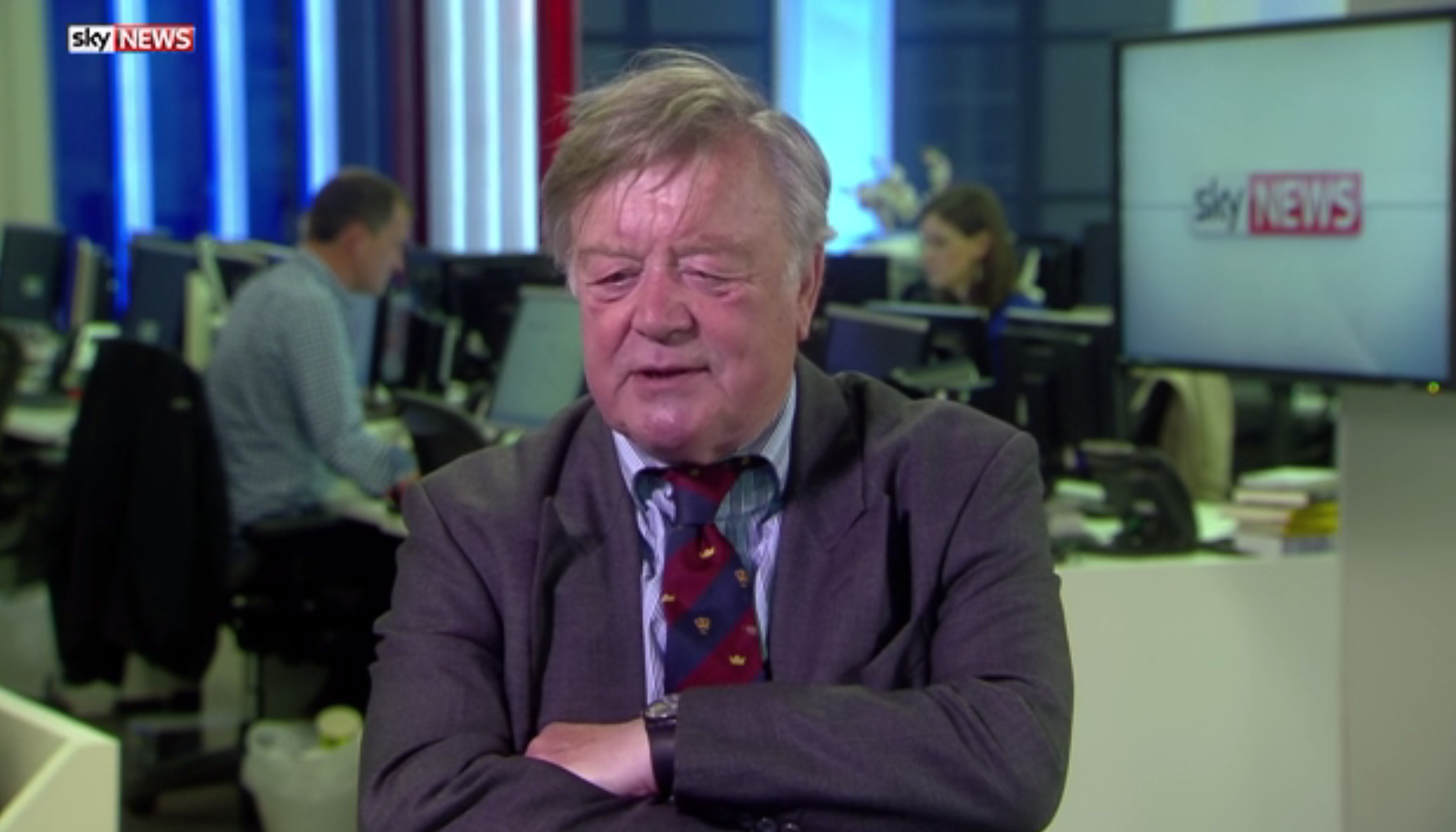 Ken Clarke (via Sky News/YouTube)
