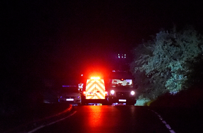 RTC on the A937 south of Marykirk