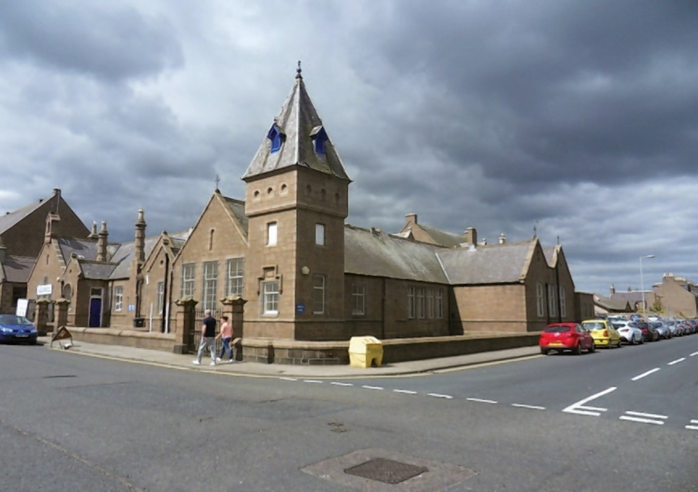 The Glenugie Business Centre in Peterhead is to be demolished.