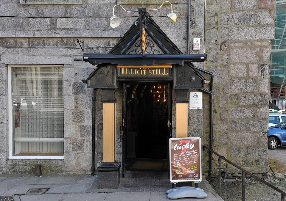 Signature Pubs is  ranked fifth in Scotland