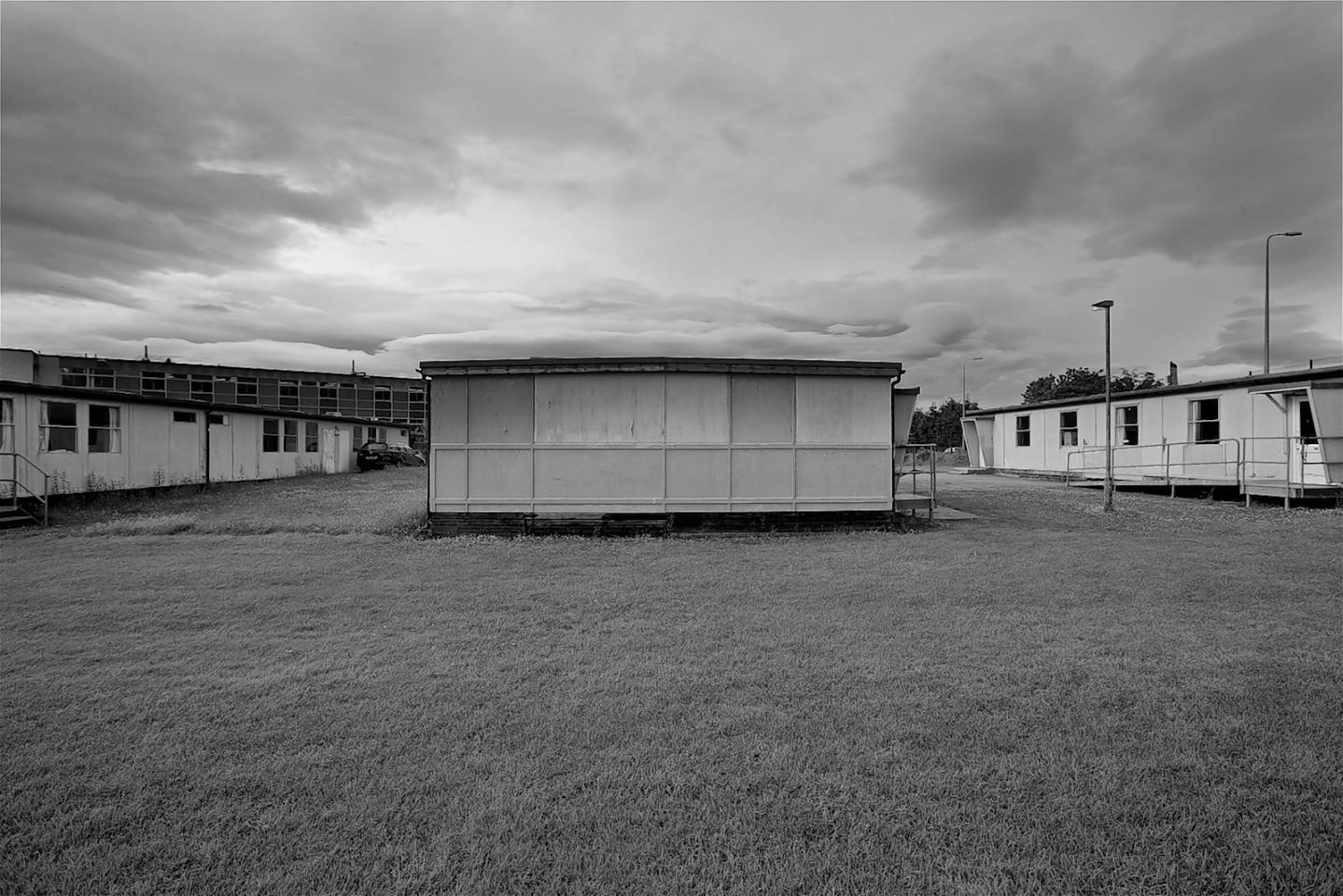 Inverness Royal Academy external classroom huts 1977-2016
