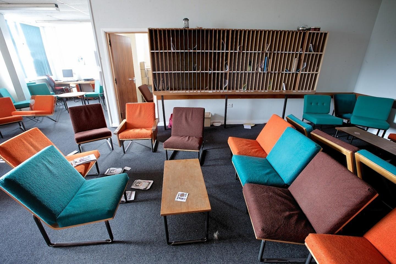 Inverness Royal Academy staff room 1977-2016