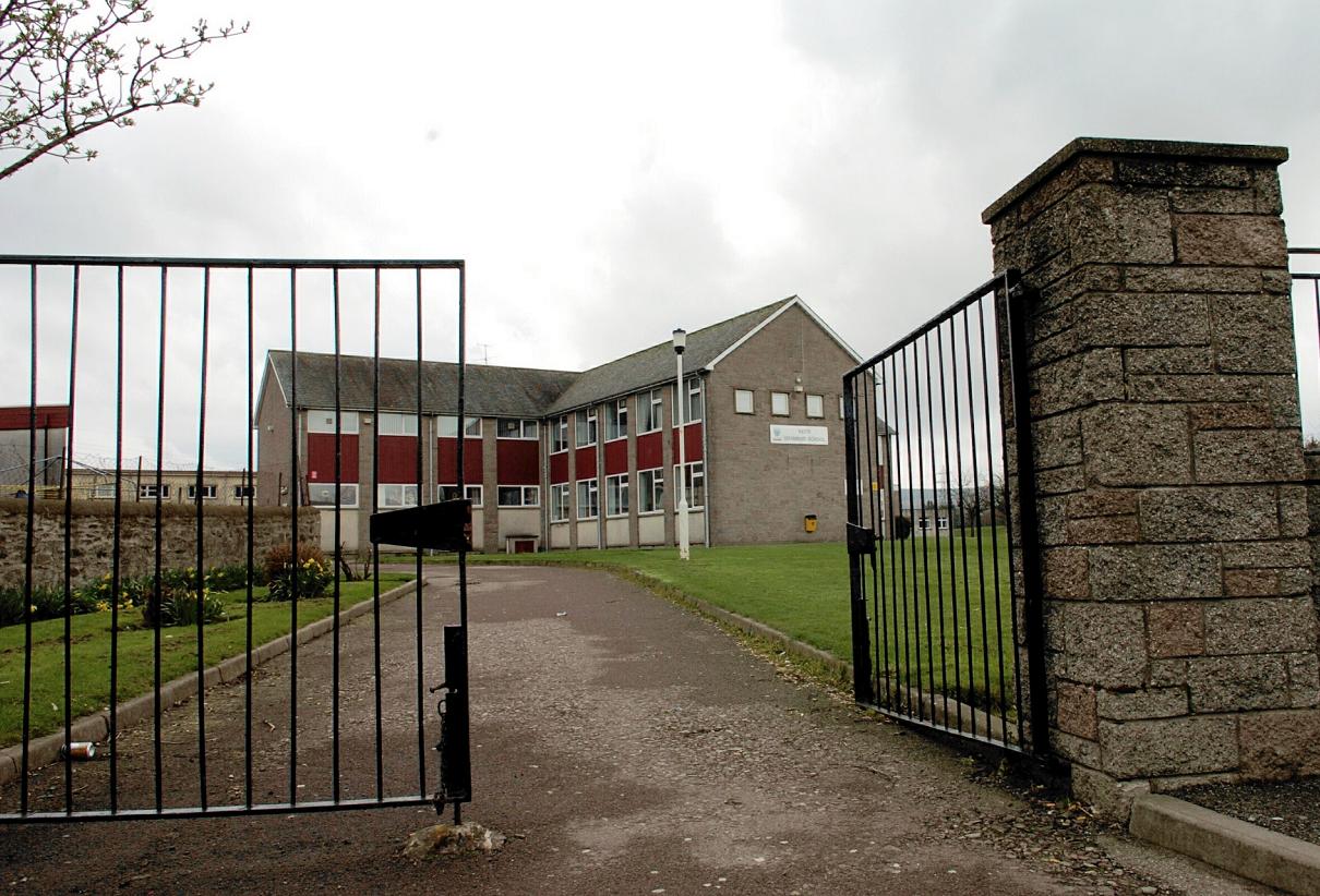 Keith Grammar School