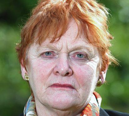 Highland Council leader Margaret Davidson