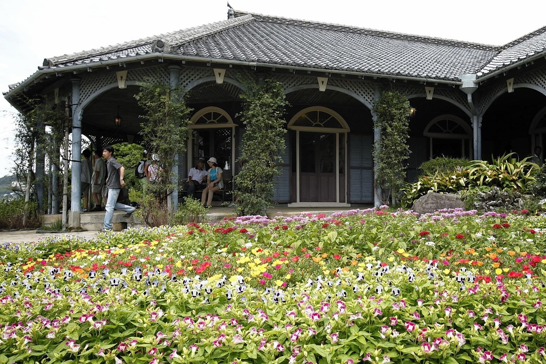 Thomas Blake Glover's house in Japan