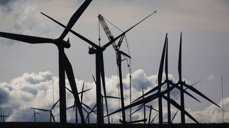 Wind farms have been controversial among some local communities