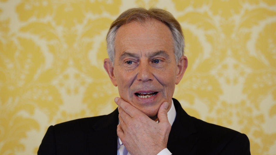Ex-Prime Minister Tony Blair is being accused of deceit over the Iraq war