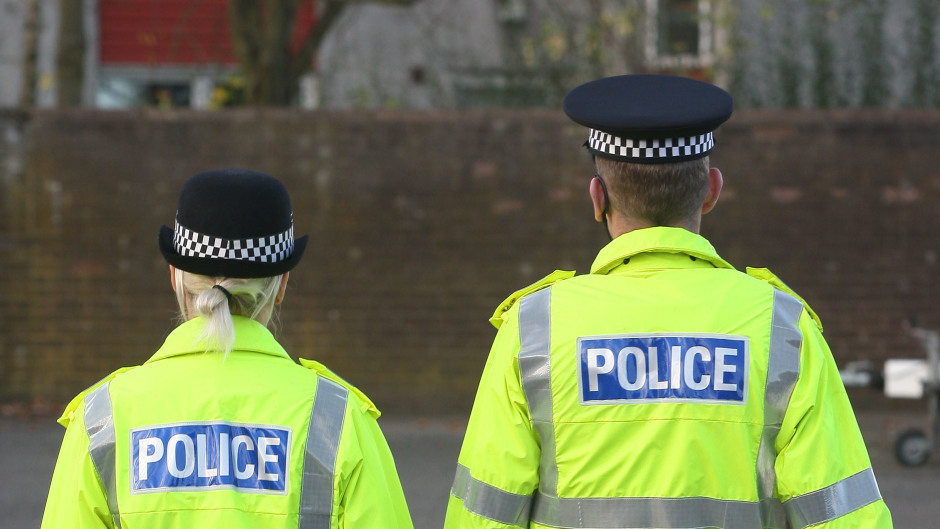 Police are investigating a bogus workmen scam in Lochaber