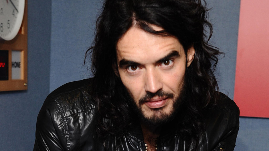 Russell Brand postponed his Rebirth tour in Aberdeen.