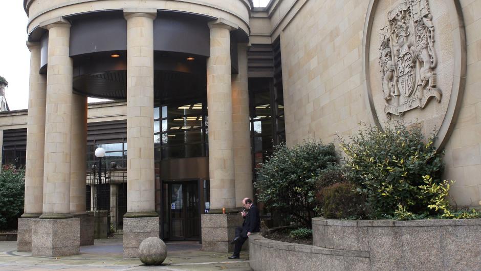 The case was heard at Glasgow High Court.