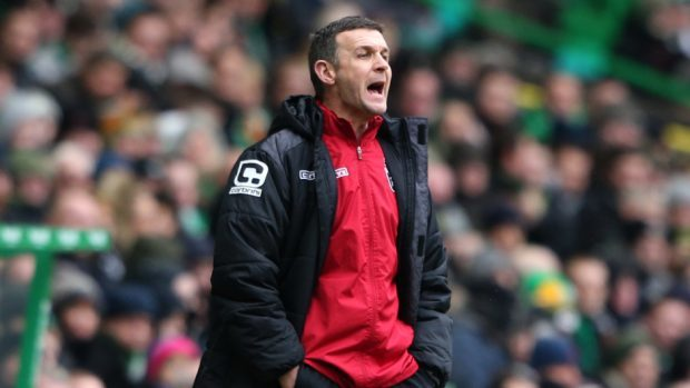 Jim McIntyre led Ross County to Premiership survival  and Betfred Cup success.