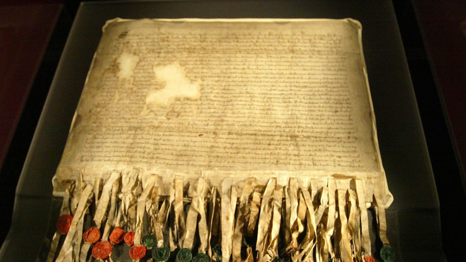 The Declaration of Arbroath was a letter from Scottish barons to the Pope in 1320 pledging their resistance to English rule