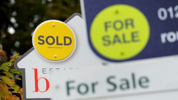 Aberdeen house sales fell 64% during lockdown.
