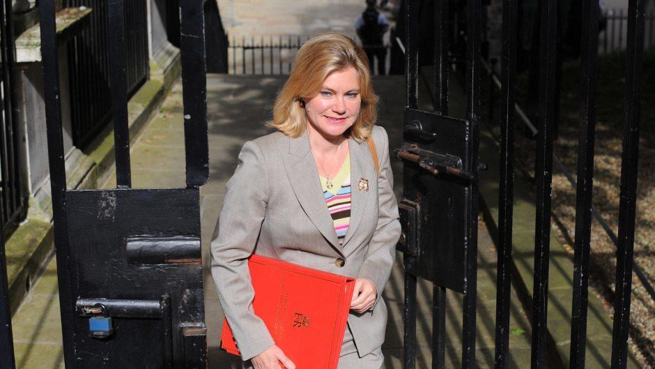 Putney MP Justine Greening
