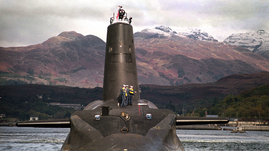MPs have voted to renew Trident.