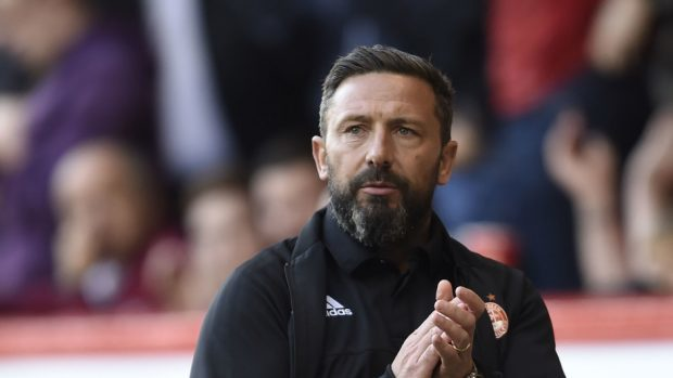 Derek McInnes admits the odds are stacked against his side.