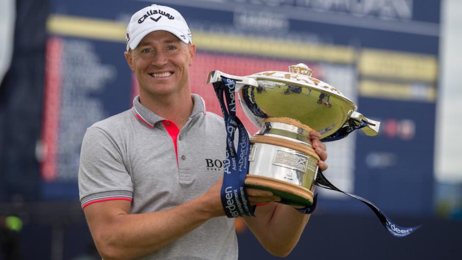 Sweden's Alex Noren won the Scottish Open at Castle Stuart last year.