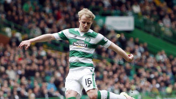 Gary Mackay-Steven rarely featured for Celtic last season.