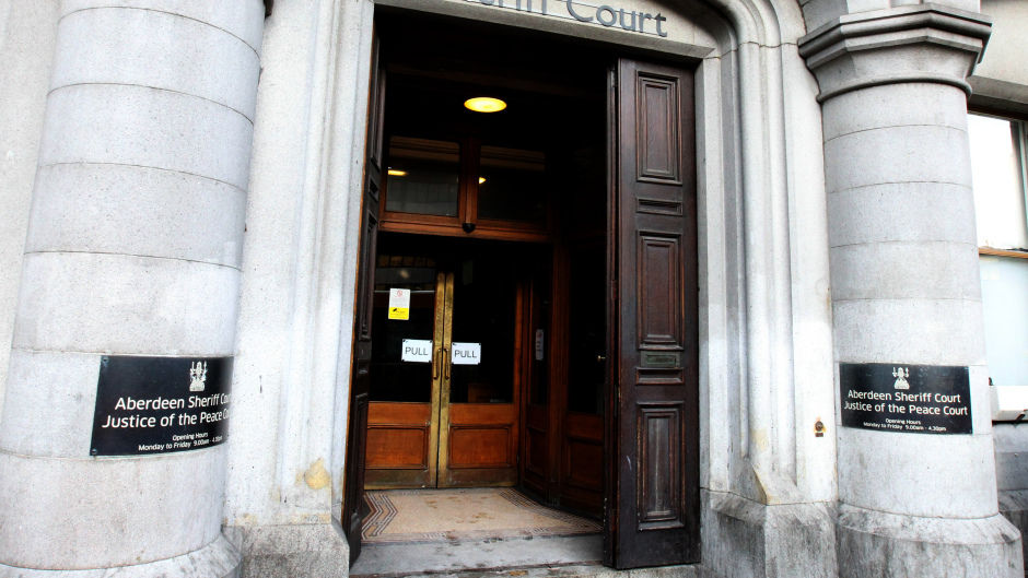 The man is expected to appear at Aberdeen Sheriff Court.