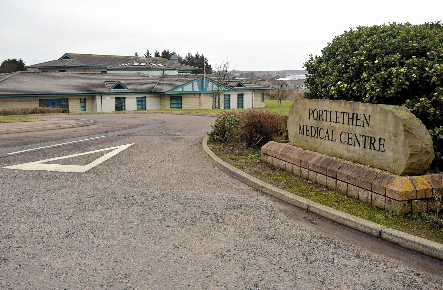 Portlethen Medical Practice