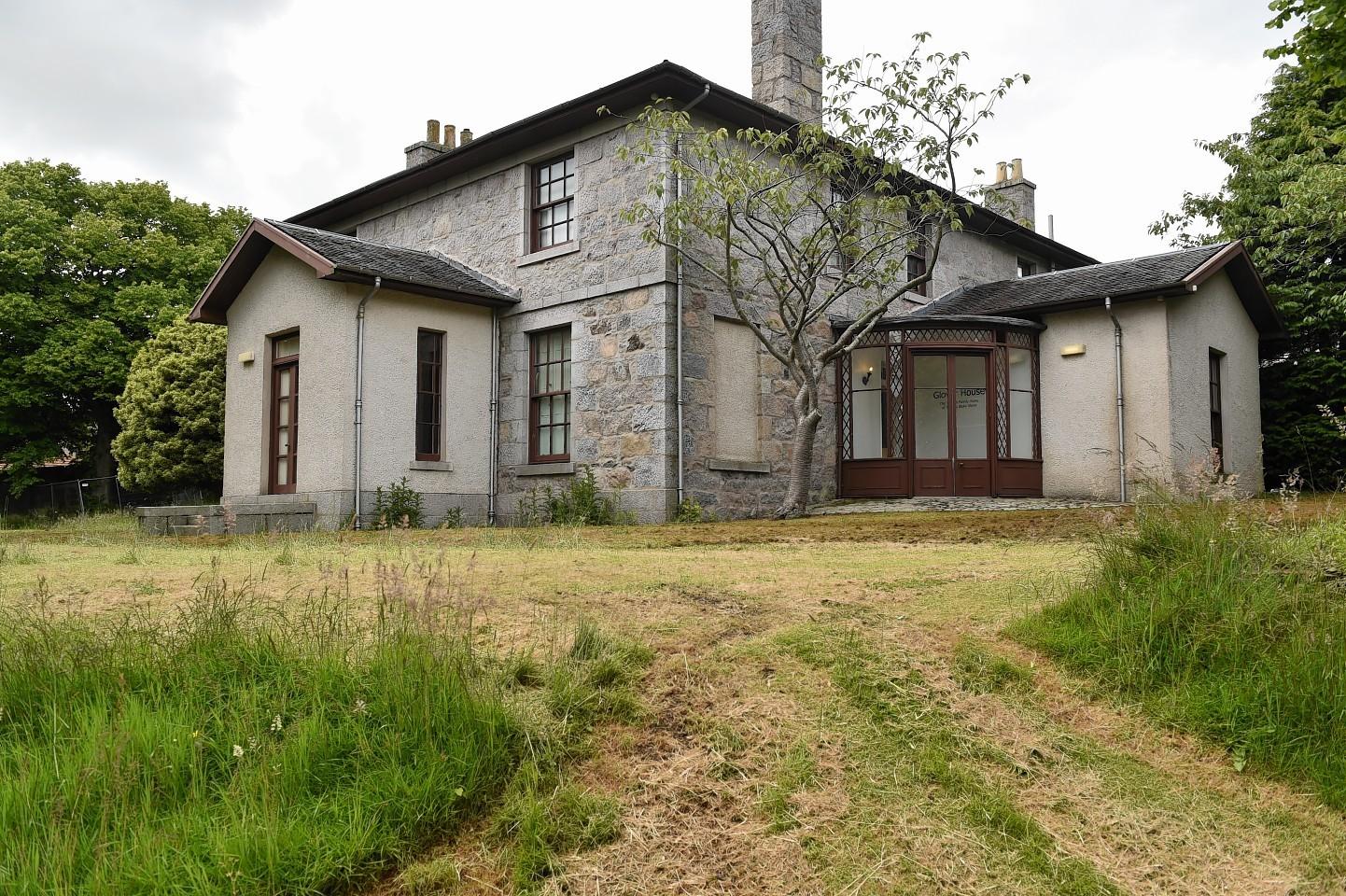 Thomas Blake Glover house in Aberdeen