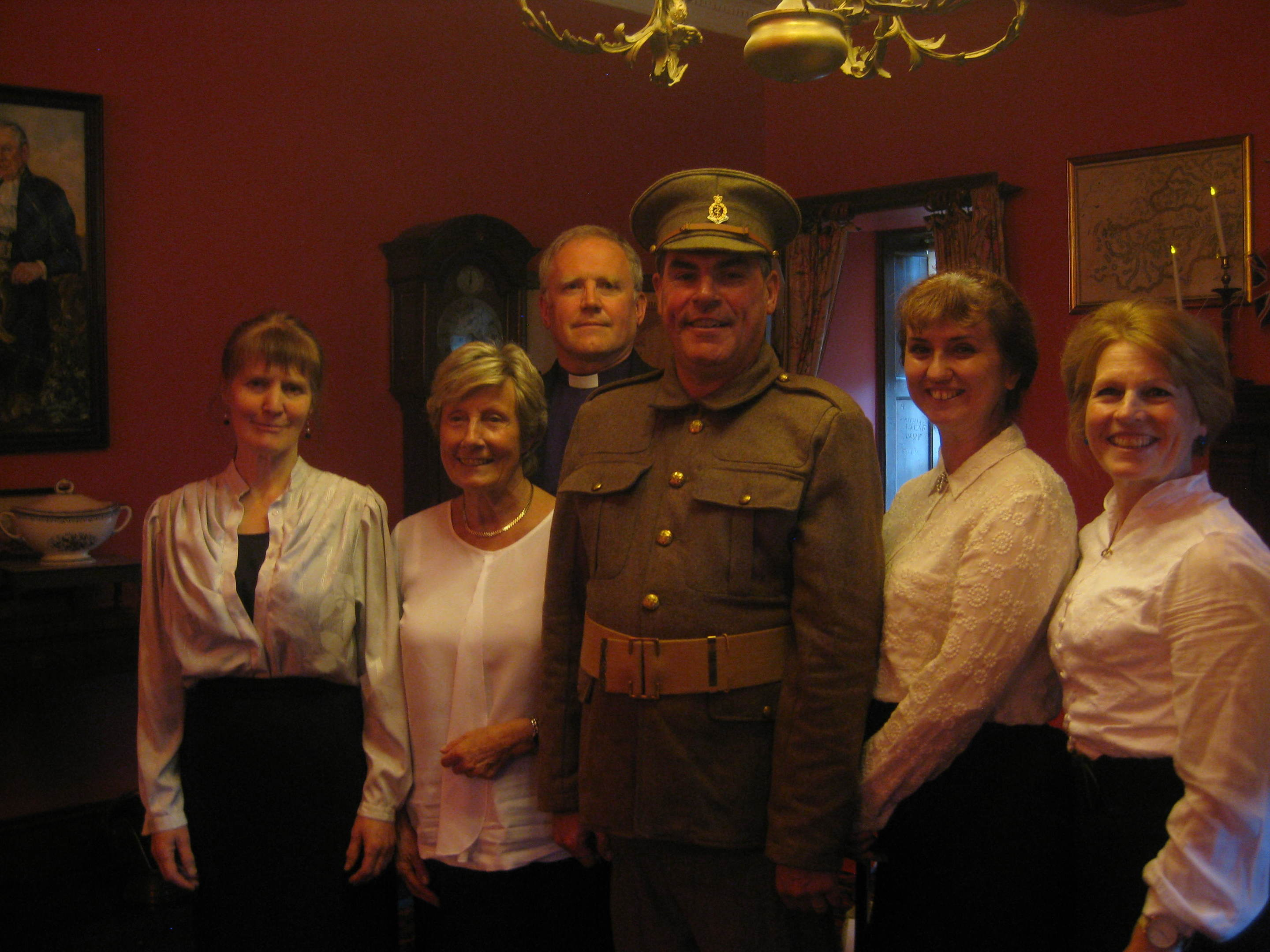 The World War I concert will take place on Sunday at Braemar Castle