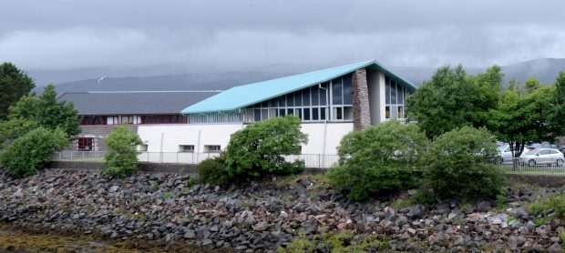 West Highland College UHI in Fort William