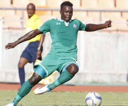 Khalid Aucho has been linked with a move to Aberdeen