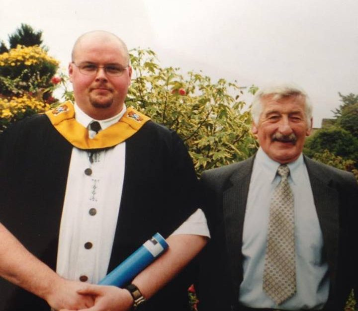 Peter Walker died after falling in to the River Spey