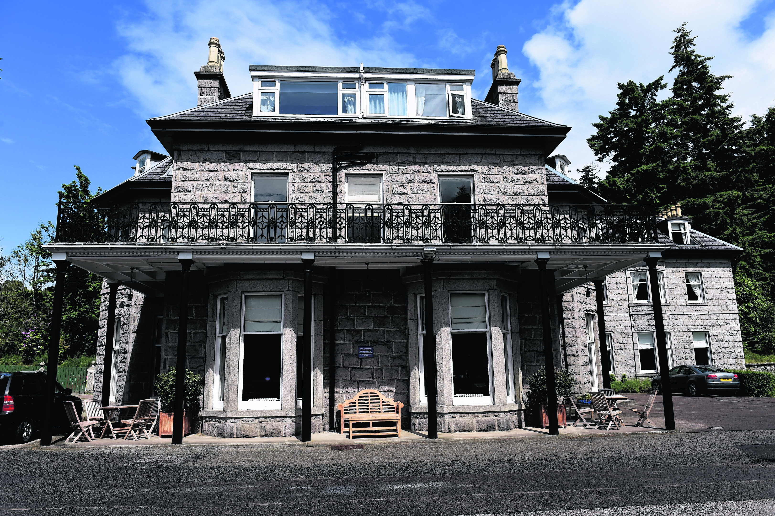 Tor-Na-Coille Country House Hotel