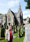 Zilla Tuck is making a plea to save Strathdon church