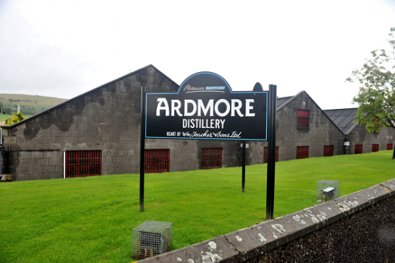 Councillors rejected proposals to turn the distillery and surrounding homes into a conservation area