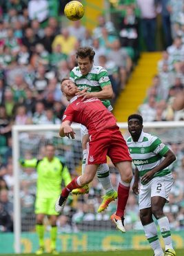 The Dons  have not won at Celtic Park on league duty since 2004.