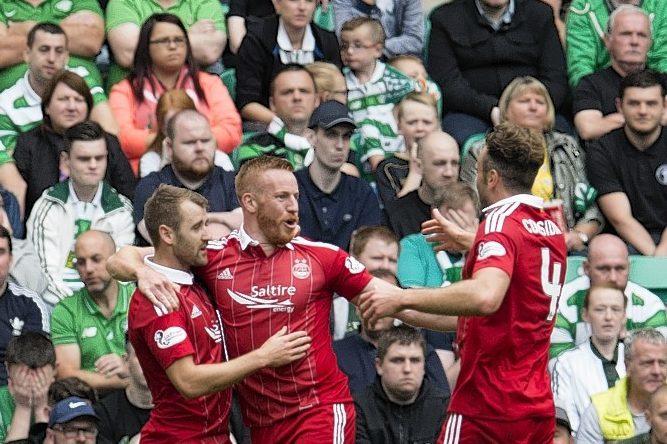 Frank McDougall hopes Adam Rooney and Stevie May both start against Celtic.