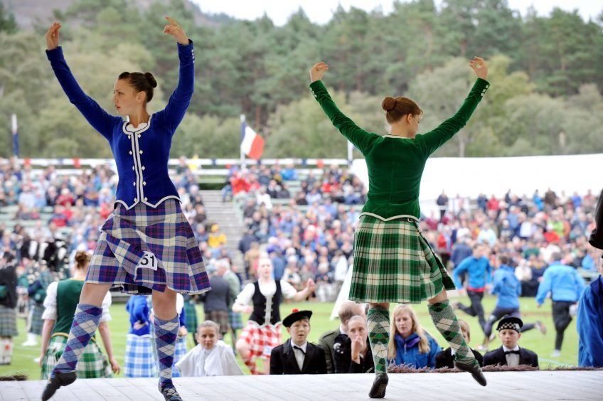 Braemar Royal Highland Gathering