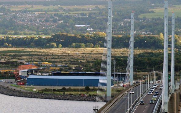 Caley Stadium in Inverness