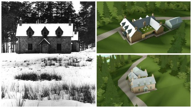 The CNPA will grill the plans for Derry Lodge