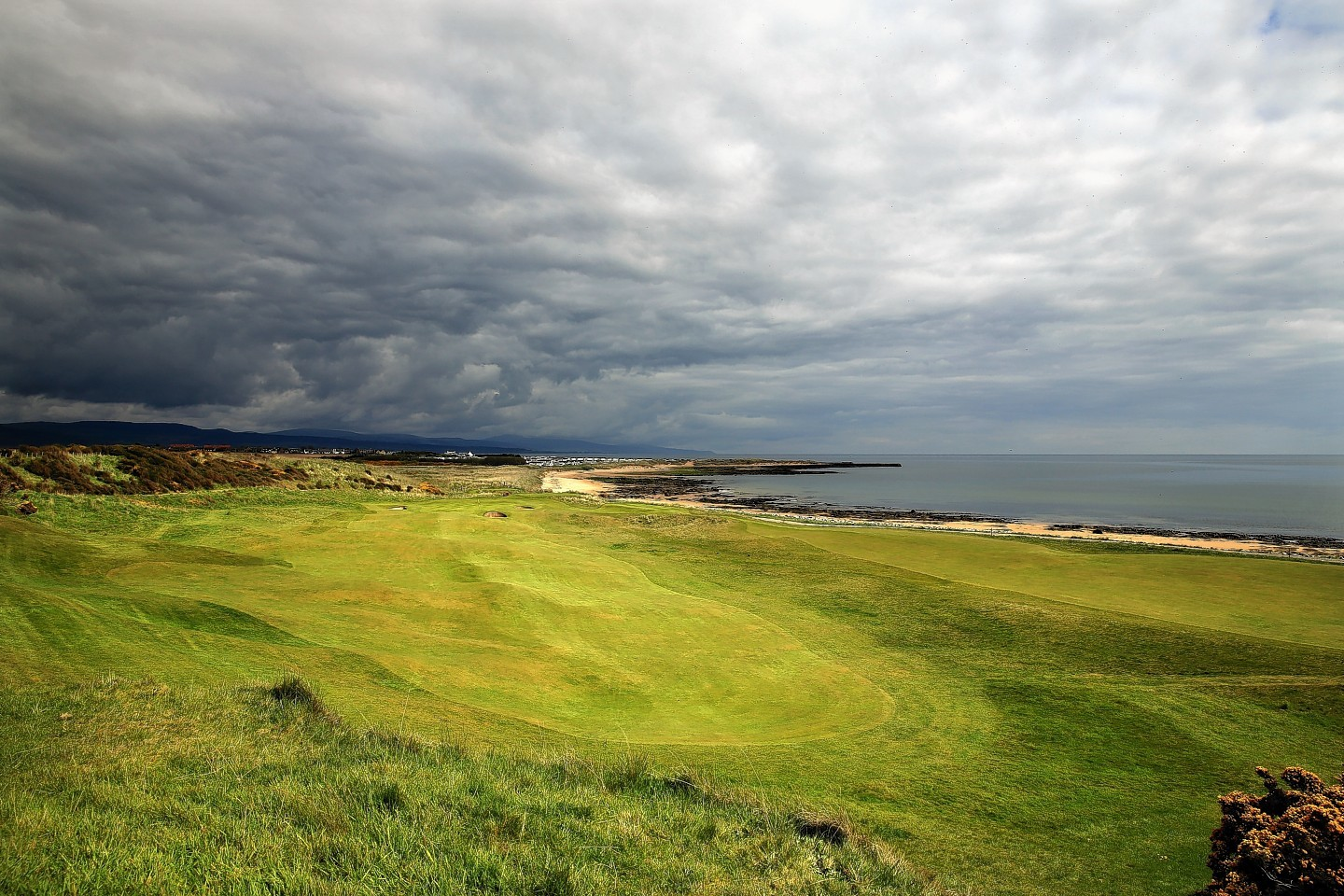 Royal Dornoch is an Old Tom Morris course