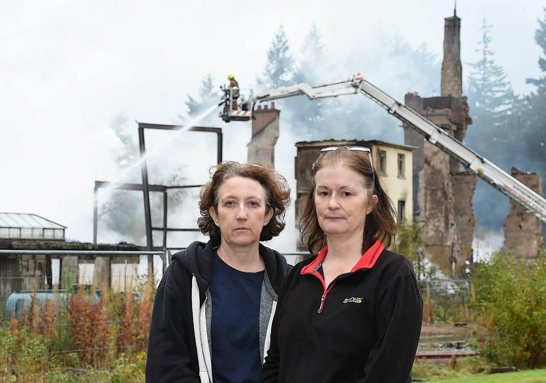 Glen-ODee-Hospital-fire