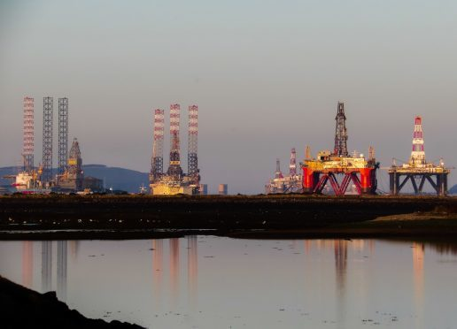 Cromarty Firth.