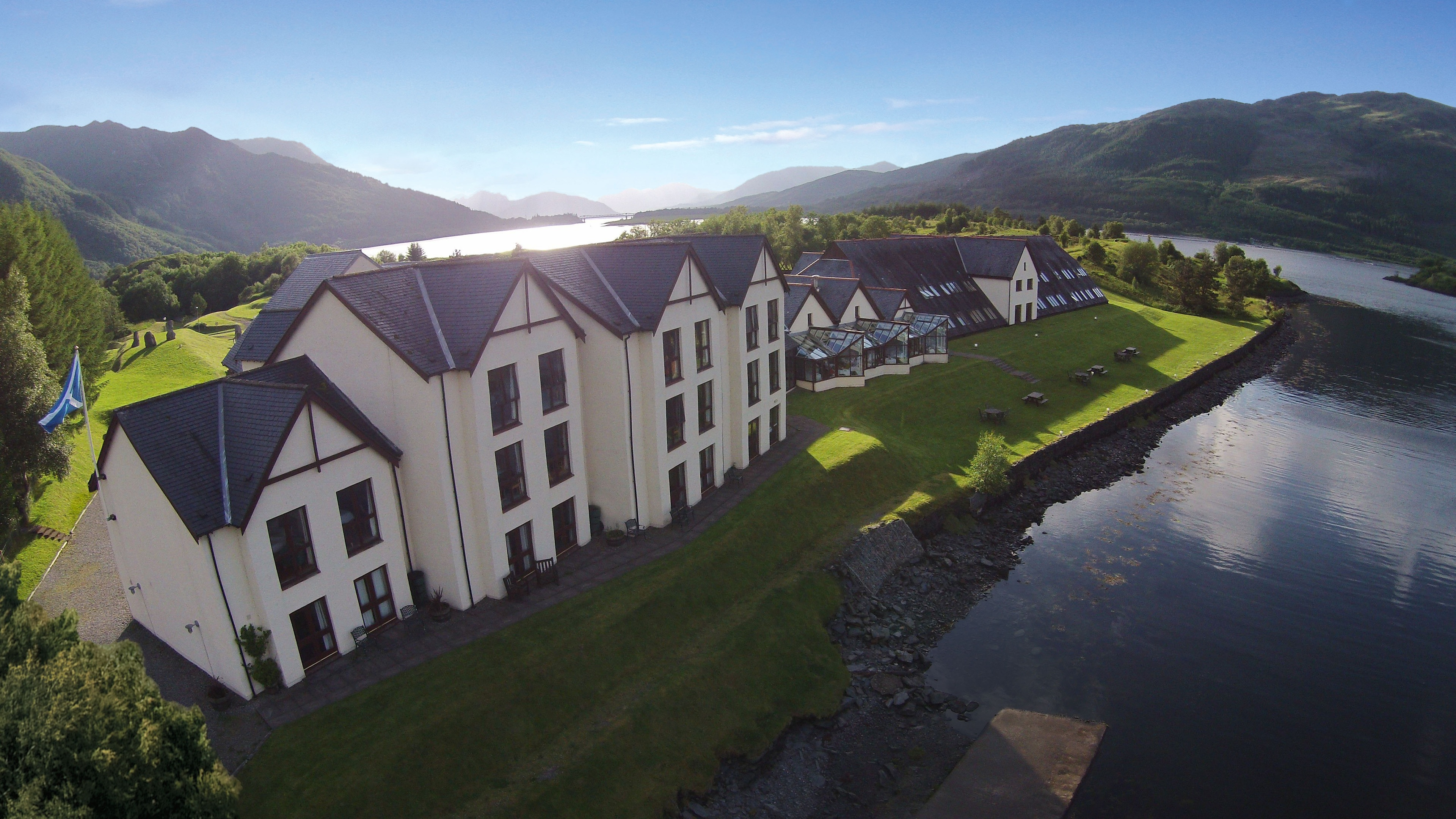 Crieff Hydro has bought the Isles of Glencoe Hotel.