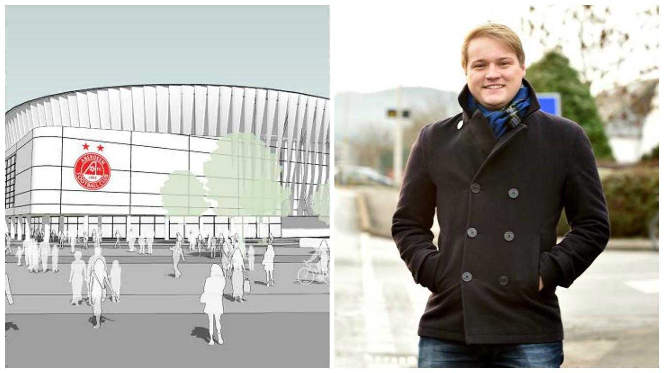 Stuart Donaldson has launched a survey on the plans for Kingsford Stadium