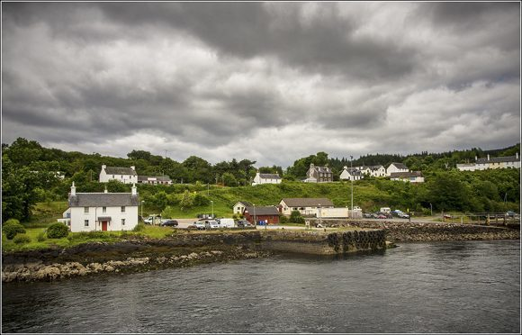 Lochaline on the Morvern peninsula