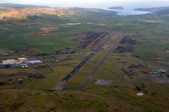 Machrihanish in Argyll could be the UK's first spaceport