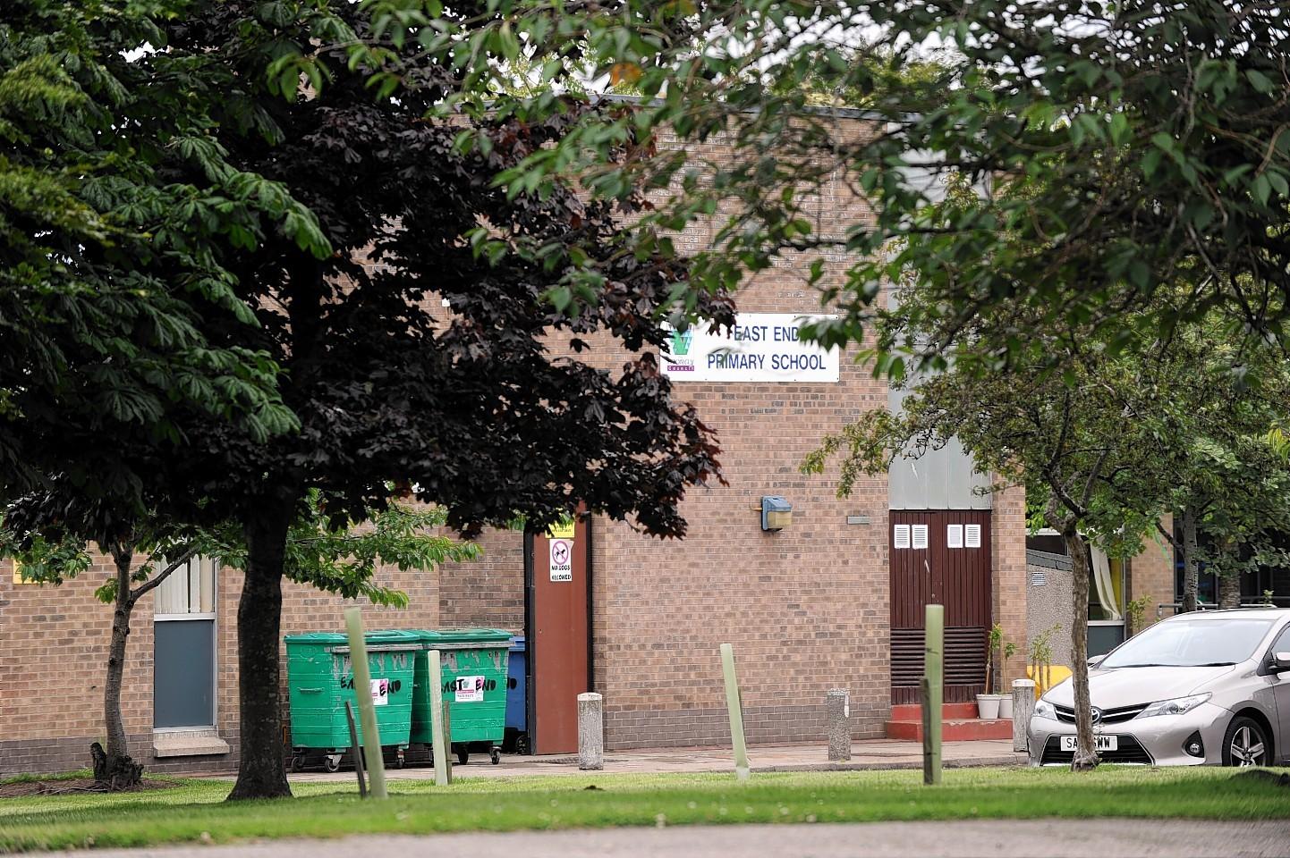 East End Primary School.
