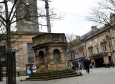The Muckle Cross in Elgin is due for a £50,000 facelift.